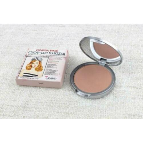 The Balm Cindy Lou Manizer Highlighter/Blush