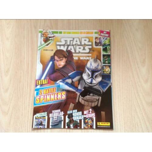 Star Wars magazine 2014 Nr. 1, 2, 3, 4 en 5