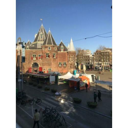 2 Room Apartment for Rent/Huur Amsterdam Center-Nieuwmarkt