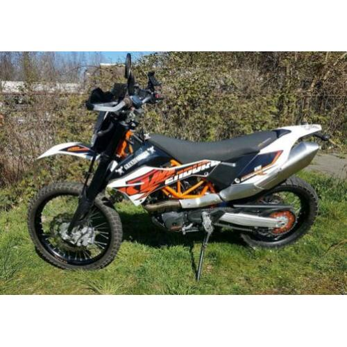 Ktm 690 enduro 2015 exc smc adventure